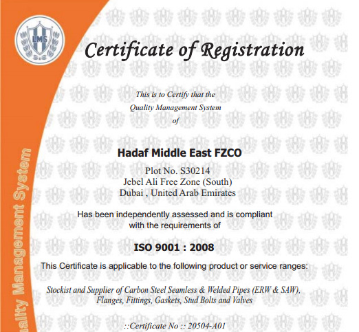 Hadaf Middle East | About